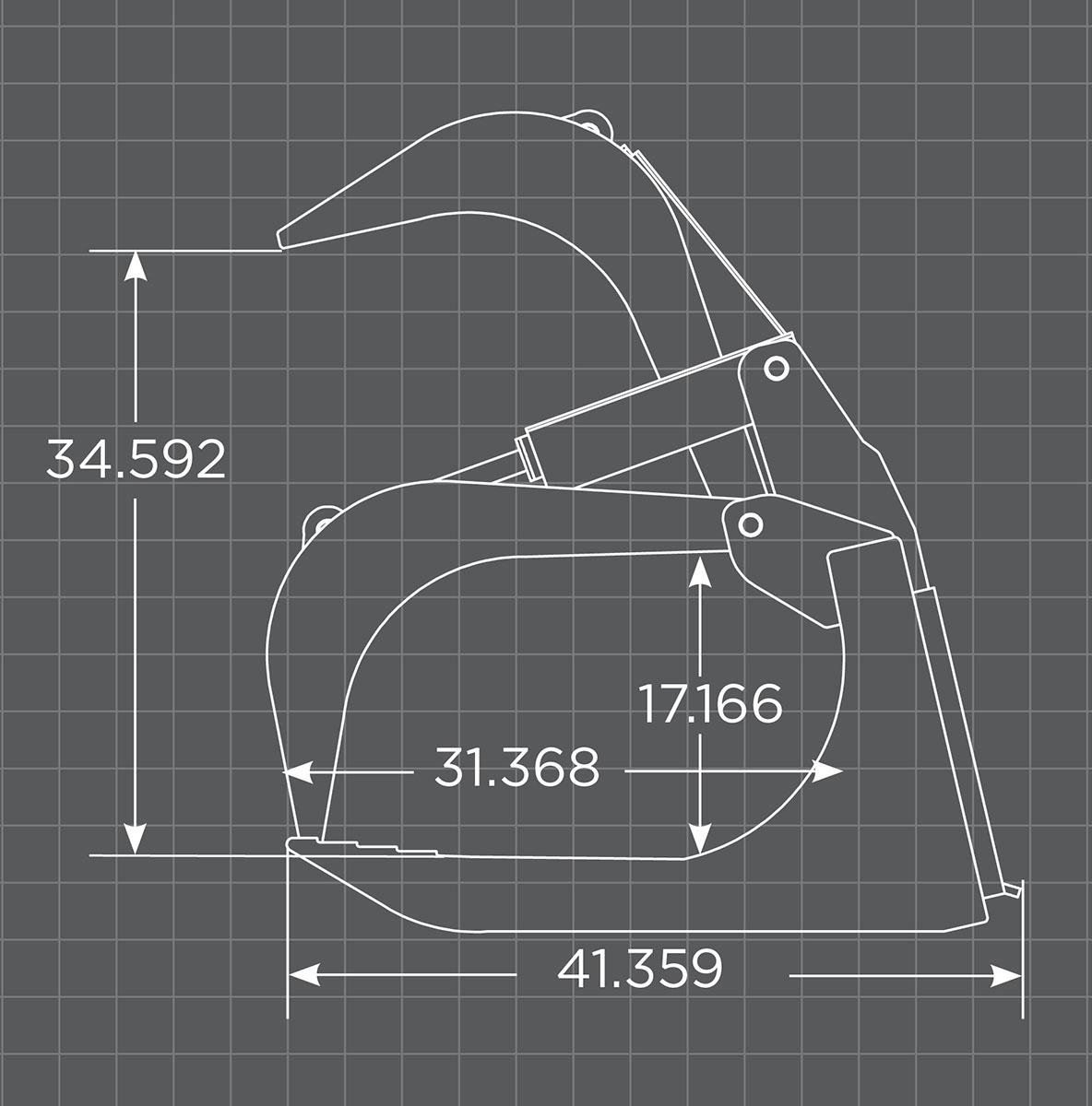 Root Grapple Schematic