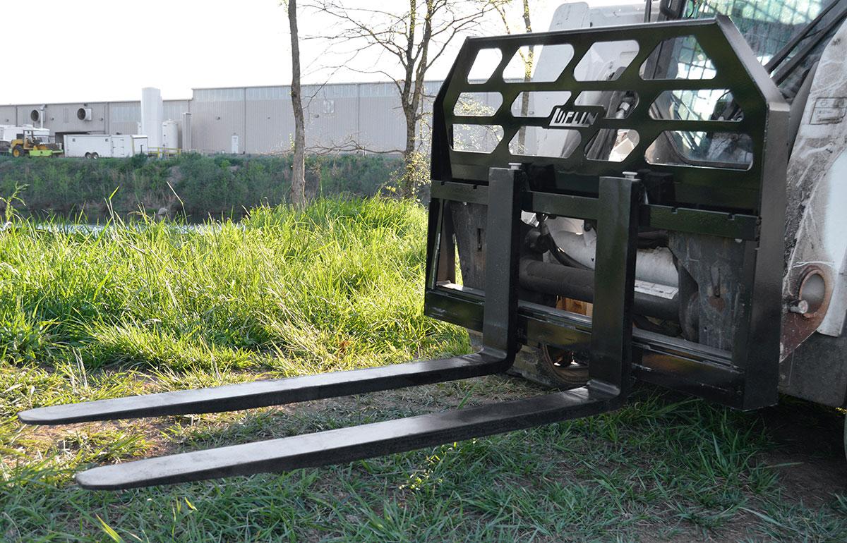 Pallet Fork Frame