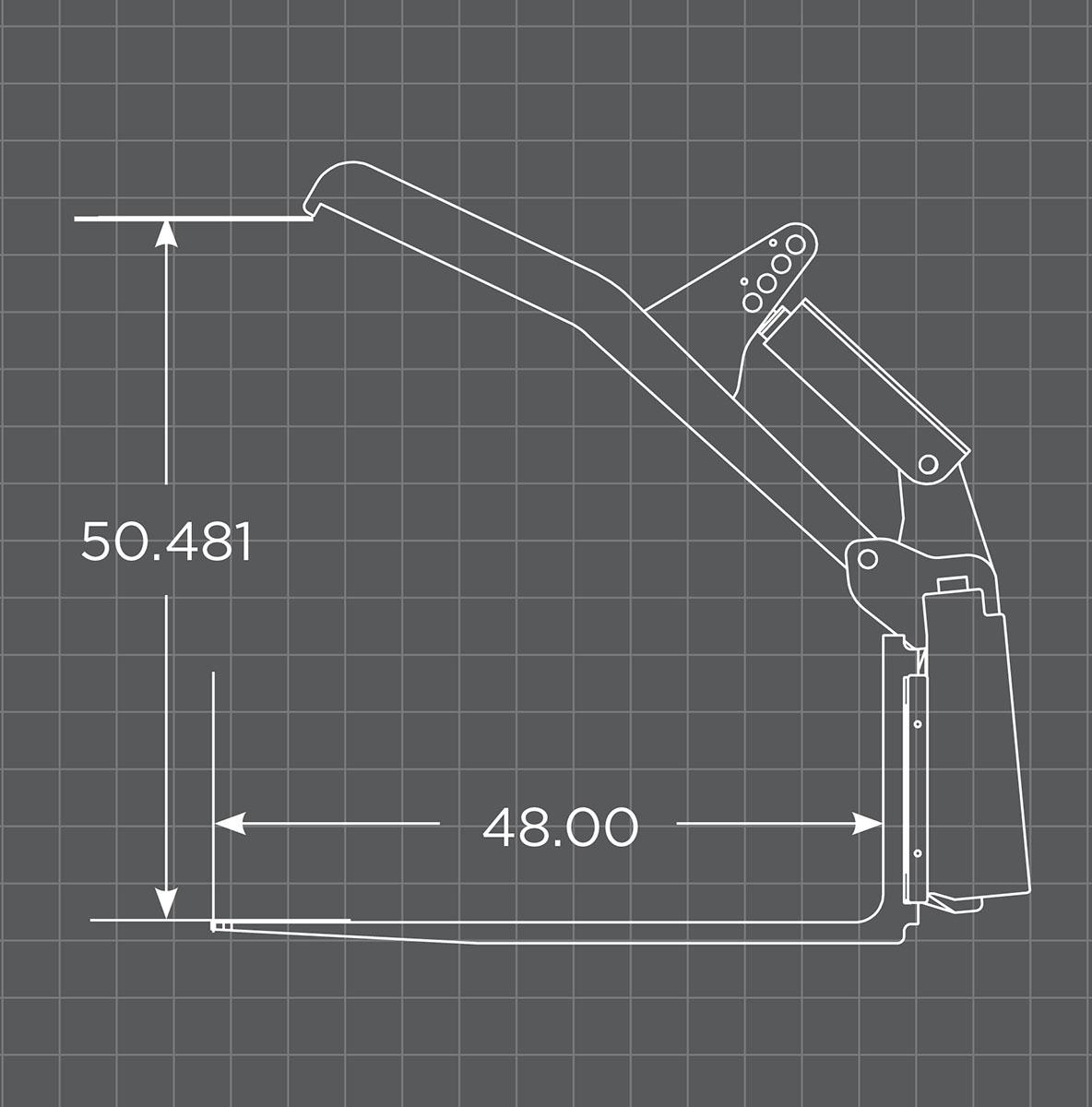 Fork Grapple Schematic