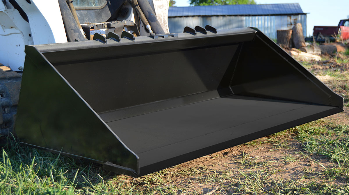 XHD Low Profile Bucket