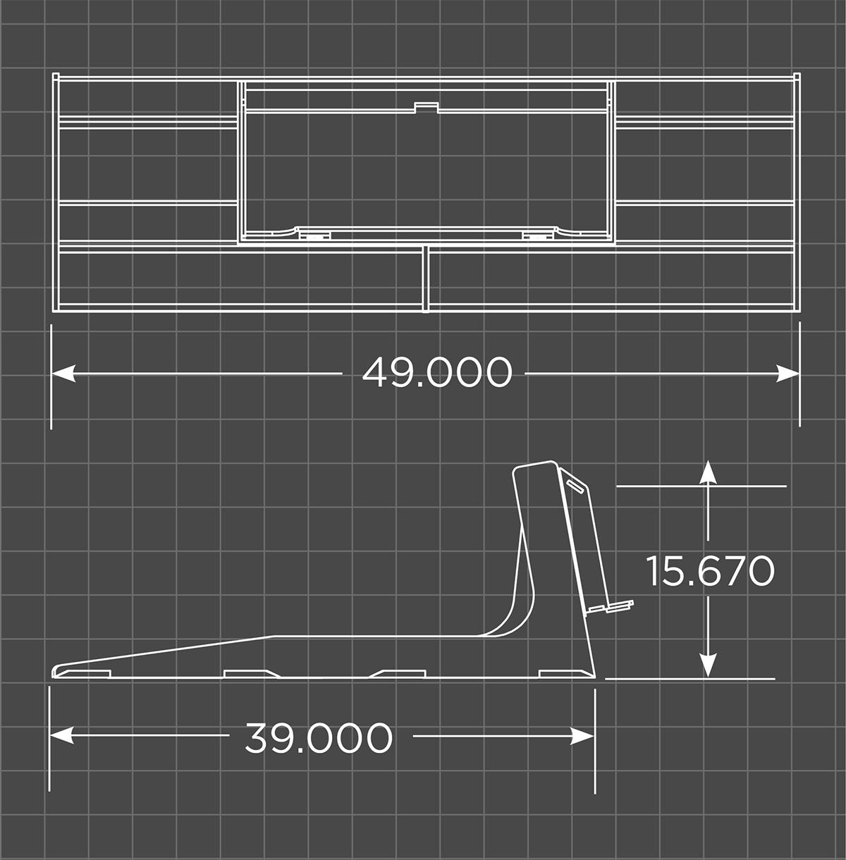 Mini Land Plane Schematic