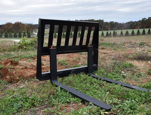 Compact Tractor Fork Frame